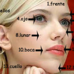 Le parti del viso in spagnolo